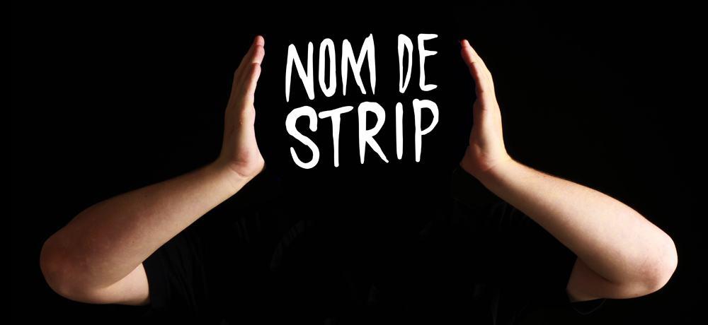 NOM DE STRIP (UK) + SPACE INHALERZ